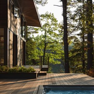 Squam Lake, NH Private Residence