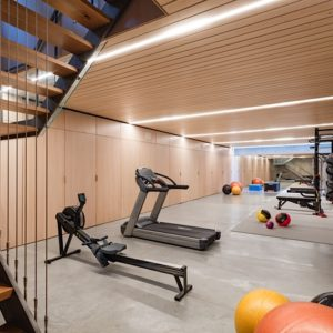 Weston, MA Fitness Barn