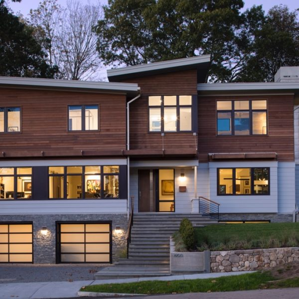 Newton, MA New Residence